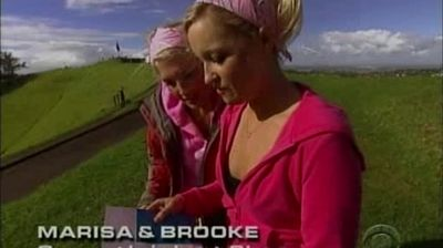 I Wonder If They Like Blondes in New Zealand?