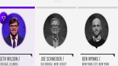 Seth Wilson Vs. Joe Schneider Vs. Ben Wynnes, Show # 7372