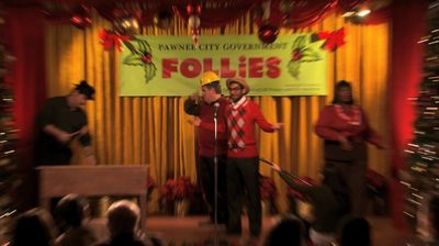 Parks And Rec Christmas Episodes.Christmas Scandal Parks And Recreation S02e12 Tvmaze