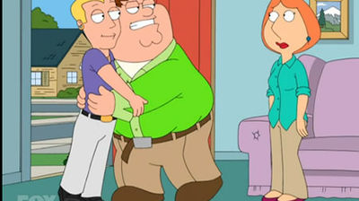 family guy family gay episode