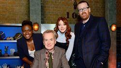 Nicola Adams, Frankie Boyle, Diane Morgan