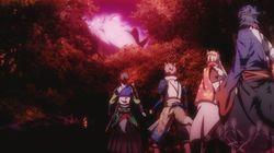 Sengoku Night Blood
