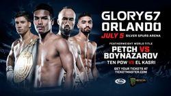 Glory 67: Orlando