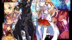 Sword Art Online Episode Guide Tvmaze