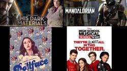 Trailer-Review-a-Palooza Fall 2019 (PART VI): Dollface, The Mandalorian's got His Dark Materials: The Musical: The Series