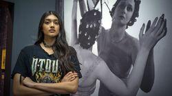 Neelam Gill on Vogue 100