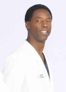 Dr Preston Burke Grey S Anatomy Tvmaze