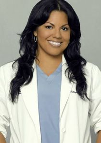 """Dr. Calliope """"Callie"""" Torres"""