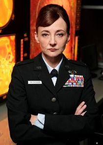 Brigadier General Diane Beckman