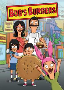 Bob's Burgers small logo
