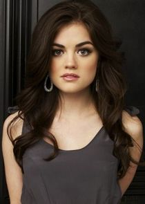 Lucy Hale Aria Montgomery
