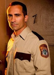 Sheriff Alex Romero