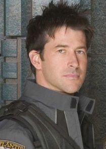 Lt. Colonel John Sheppard