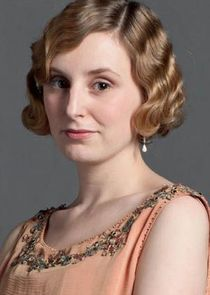 Laura Carmichael Lady Edith Crawley