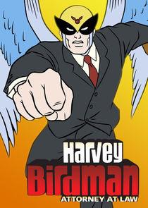 Watch Series - Harvey Birdman, Attorney at Law