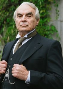 David Suchet Dr. Fagan