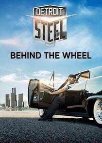 Detroit Steel: Behind the Wheel