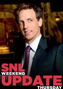 Saturday Night Live: Weekend Update small logo