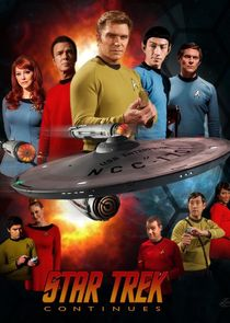 Star Trek Continues poster