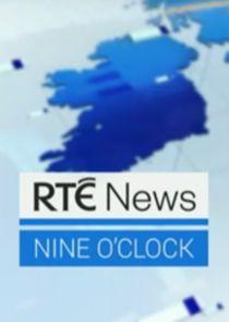 RTÉ News: Nine O'Clock and Weather