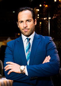 Alex Dimitriades Joe Marin