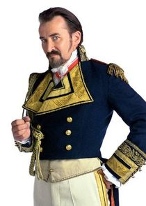 Valentine Pelka Colonel Luis Montoya