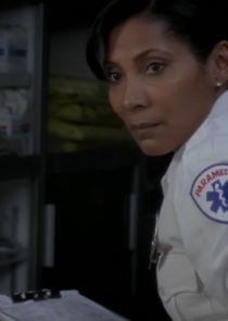 Paramedic Nicole Cummins