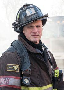 Firefighter Harold Capp