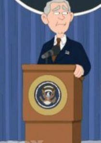 George W Bush Family Guy Tvmaze