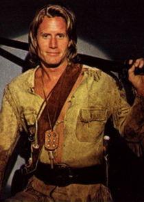 Rick Moses Daniel Boone