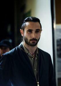 Marco Palvetti Salvatore Conte