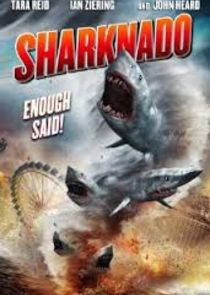 Sharknado small logo