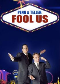 Penn & Teller: Fool Us small logo