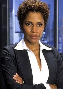 """Deputy Director Louise """"Lou"""" Beckett"""