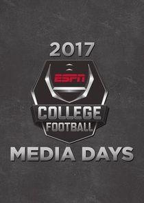 College Football Media Days small logo