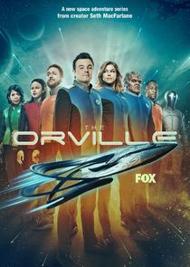 The Orville small logo