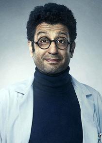 Adeel Akhtar Dr. Barry Shaw