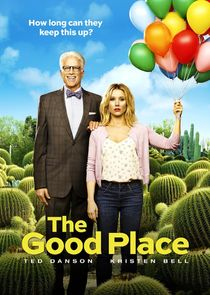 The Good Place small logo