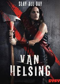 Van Helsing small logo