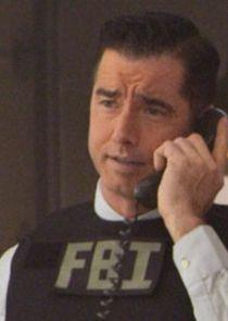 Special Agent Todd McSweeten