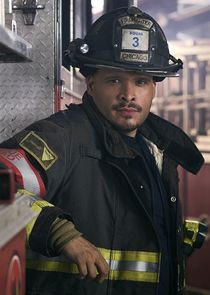 Firefighter Joe Cruz