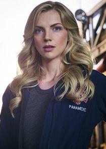 Paramedic Sylvie Brett