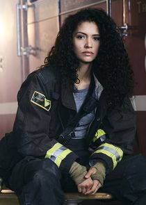 Firefighter Stella Kidd