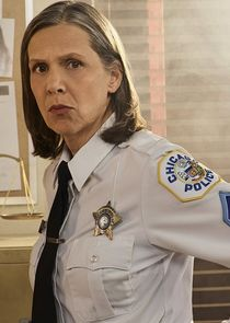 Desk Sergeant Trudy Platt