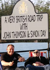 A Very British Road Trip with John Thompson and Simon Day