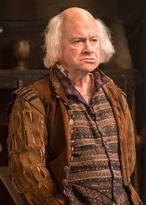 Harry Enfield John Shakespeare