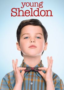 Young Sheldon small logo