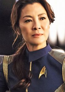 Starfleet Captain Philippa Georgiou