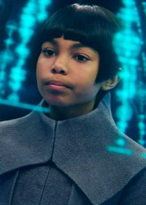 Young Michael Burnham