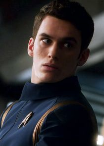 Ensign Danby Connor
